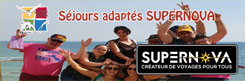 supernova sejours adaptes